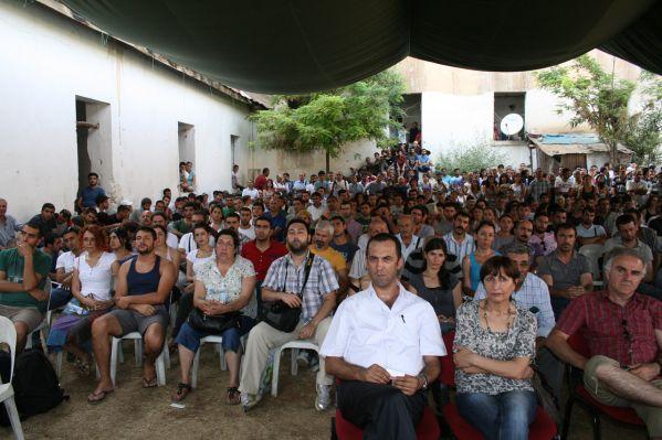 Festival kapsamında Kürt sorunu ve anayasa paneli galerisi resim 1