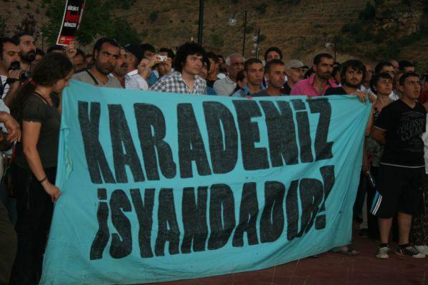 Tunceli'de Çevre Yürüyüşü galerisi resim 1