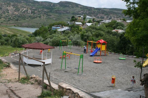 Akpazar'da 13 park açıldı galerisi resim 1