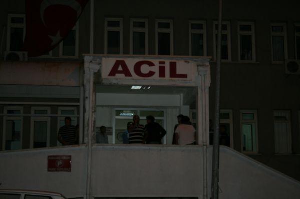 Polise saldırı: 2 şehit 8 yaralı galerisi resim 1