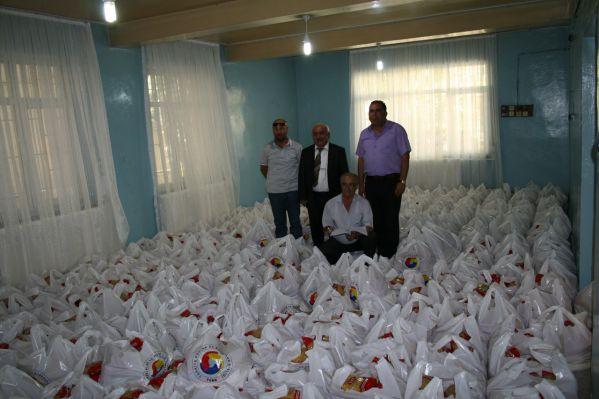 TTSO'dan 760 aileye gıda yardımı galerisi resim 1