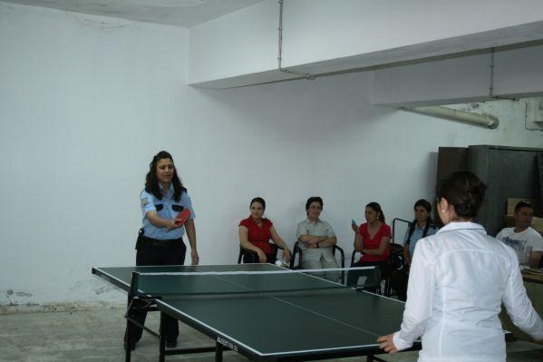 Adliye Masa Tenisi Turnuvası galerisi resim 1
