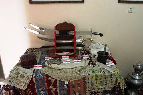 Tunceli'de el sanatları sergisi galerisi resim 1