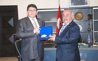 TTSO Başkanı Cengiz'e Kayseri'den destek galerisi resim 1