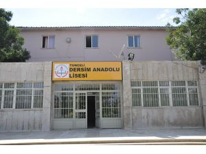 """Tunceli'de devlet okuluna """"Dersim"""" adı verildi"""