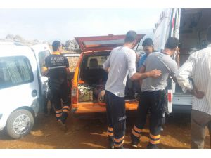 AFAD'tan kurtarma operasyonu