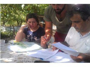 Organik Arıcılık Projeleri Sürüyor