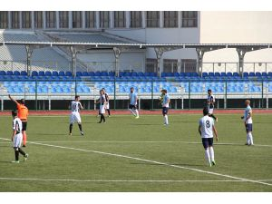 Dersimspor, H. Yıldızspor'u 8-1 Mağlup Etti