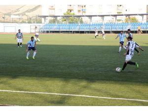 Vali ve Belediye Başkanı, Dersimspor maçını izledi
