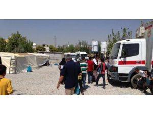 Rojava ve Şengal Halkına Yardımlar Ulaştı