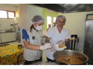 Okul  kantin ve yemekhanelerinde gıda denetimi