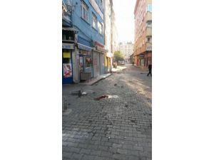 Tunceli'de esnaf kepenk kapattı