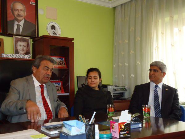CHP'lilerden basın toplantısı galerisi resim 1