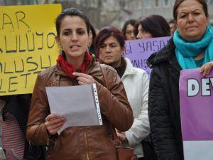 Dersim'de kadın cinayetine tepki