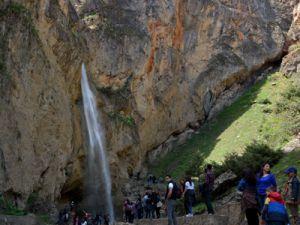Doğa gezginleri Dersim'i sevdi
