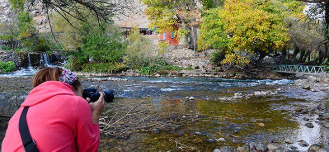 Dersim'in sonbahar renkleri fotoğraf tutkunlarını büyüledi