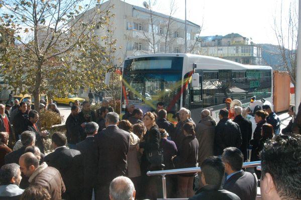 Tunceli Belediyesinde araç alımı galerisi resim 3