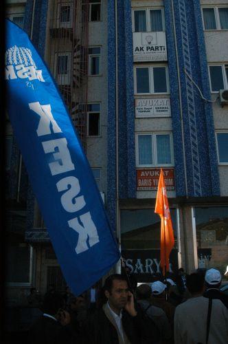 Tunceli'de protesto galerisi resim 1