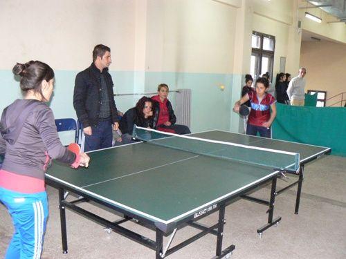 Gençler   Masa Tenisi İl Birinciliği Müsabakaları galerisi resim 1