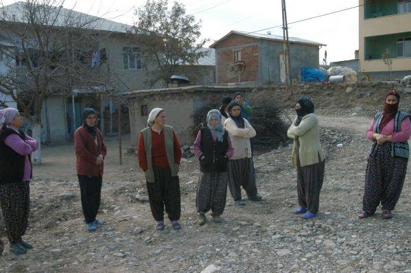 Tunceli Kepektaşı köyünde arsenikli su paniği galerisi resim 1