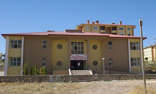 Yüksekokul Öğrencileri Yeni Binada Eğitime Başladı galerisi resim 1