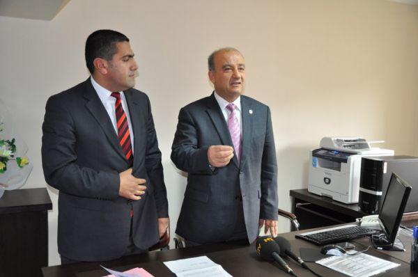 Tunceli'de ilk kez devlet üniversitesine bir cemev galerisi resim 1