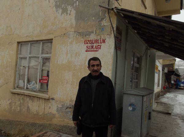 Korgeneral Alpdoğan'ın Adı, Hozat'ta Sokaktan Kald galerisi resim 1