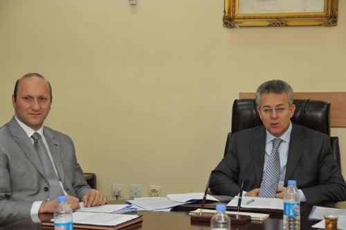 Organize Sanayi Bölgesi Yönetim Kurulu Toplantısı galerisi resim 1