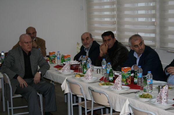 Gazeteciler, Tunceli'ye ziyaret etti galerisi resim 1
