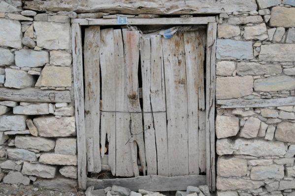 Hozat'ın Asırlık Evleri İlgi Bekliyor galerisi resim 1