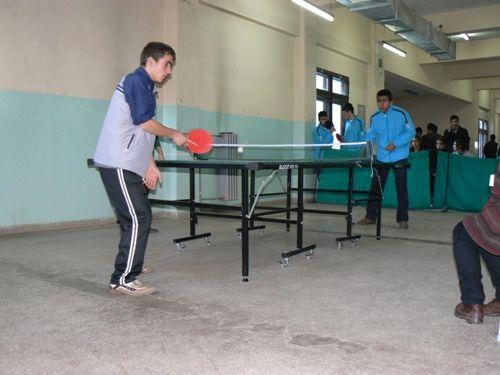 Okul Sporları  Futbol ve Masa Tenisiyle Başladı galerisi resim 1