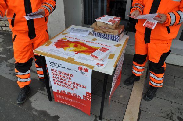 Tunceli'de Deprem Sigortası Çalışmaları galerisi resim 1