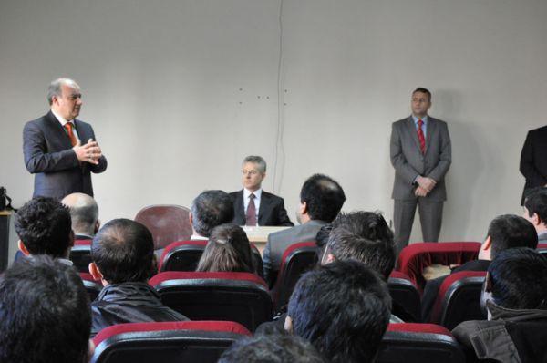 Kamu Yönetimi Bölümü Eğitsel Faaliyetleri Başladı galerisi resim 1