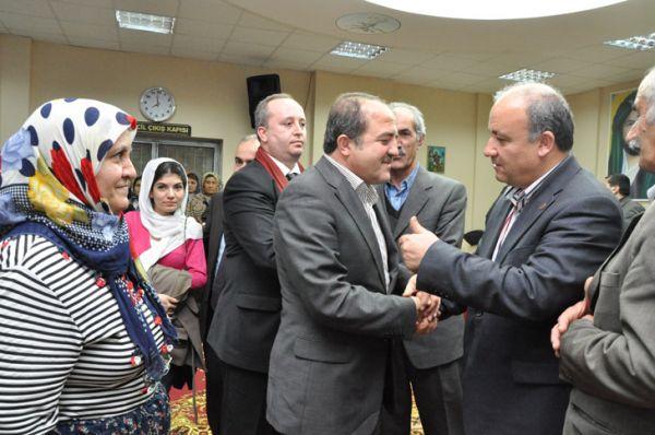 Tunceli Üniversitesi Elazığ Cem Evindeydi galerisi resim 1