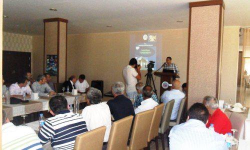 Tunceli'de Bölge Çalıştayı galerisi resim 1