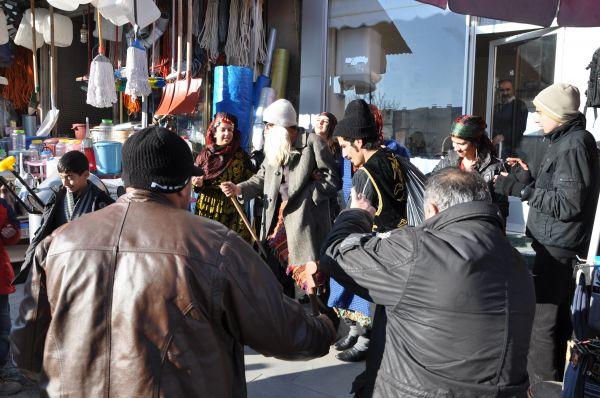 Tunceli'de Gağan Kutlaması galerisi resim 1
