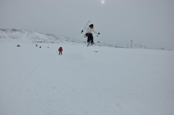 Ovacıklıların Kar'la İmtihanı galerisi resim 1