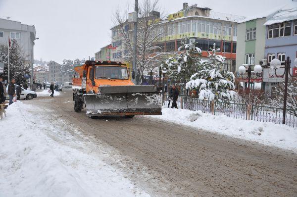 Tunceli'de 268 köy yolu ulaşıma kapalı galerisi resim 1