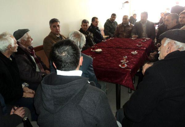Emniyet Müdüründen Hozat'a Ziyaret galerisi resim 1