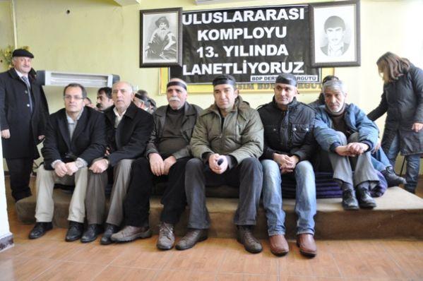 BDP'liler Açlık Grevi Başlattı galerisi resim 1