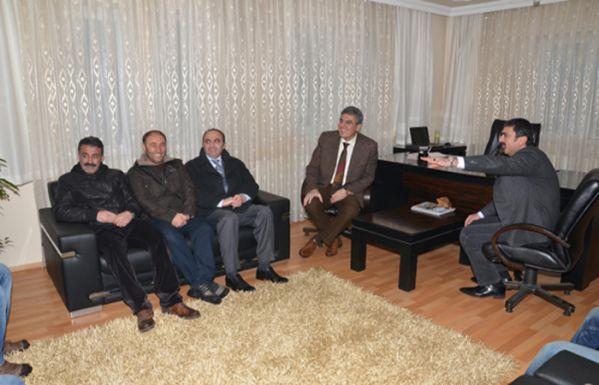 Dersimspor Kulübüne Ziyaret galerisi resim 1