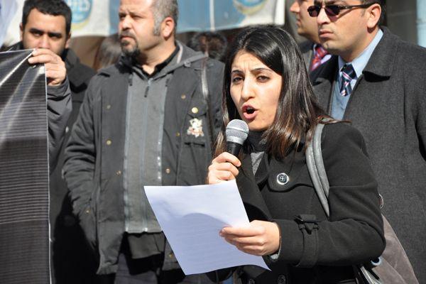 Kesk Gözaltıları Tunceli'de Protesto Edildi galerisi resim 1
