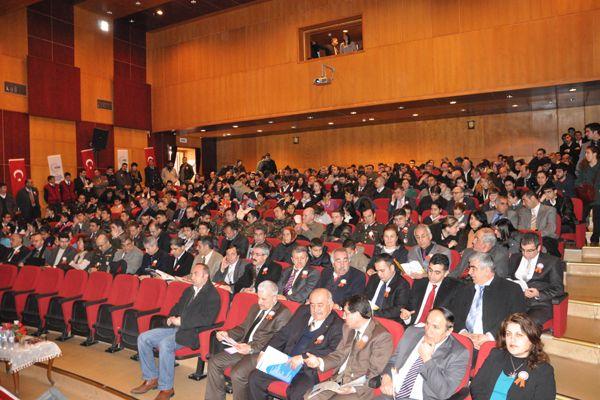 Prof.Dr.Ahmet Mete Işıkara Tunceli'de galerisi resim 1