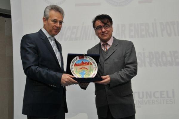 Güneş Enerjisi ile Elektrik Üretimine Başlanıyor galerisi resim 1