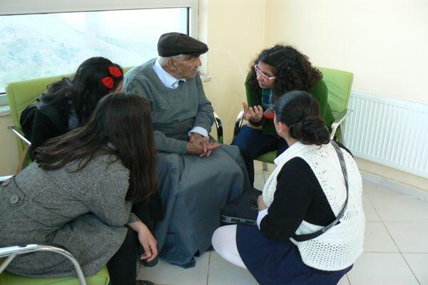 Yaşlılara Anlamlı Ziyaret galerisi resim 1