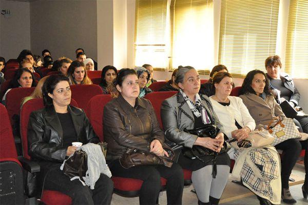 Tuncelili Kadınlar İçin Eğitim Semineri galerisi resim 1