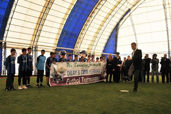 Tunceli'de Şehitler için Futbol Turnuvası galerisi resim 1