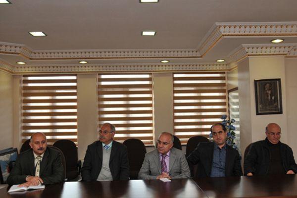OSB Yönetim Kurulu Toplantısı Yapıldı galerisi resim 1