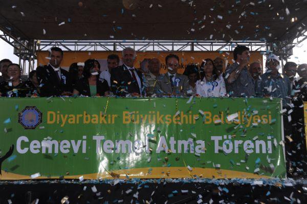Diyarbakır'da İlk Cemevi galerisi resim 4