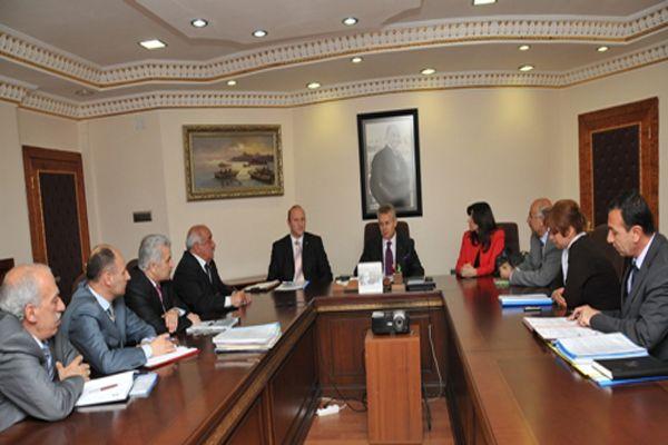 Yönetim Kurulu Toplantısı Yapıldı galerisi resim 1